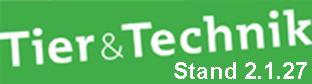 Inserat logo tier und technik 2017